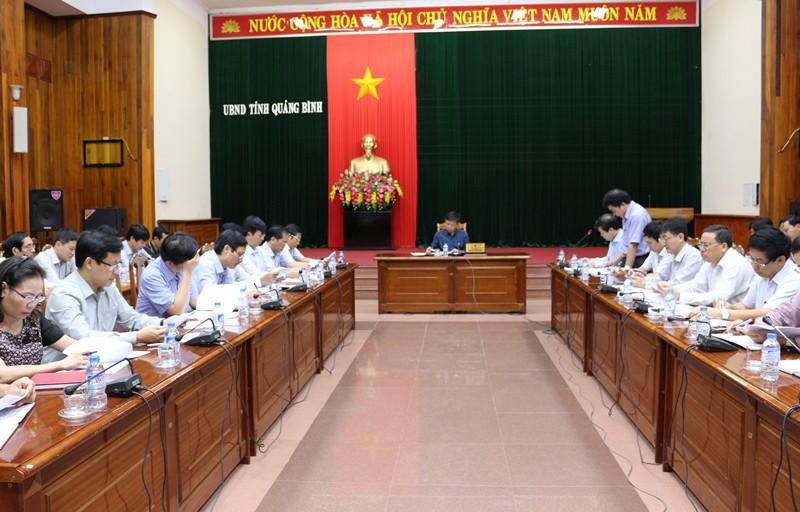 Quảng Bình khuyến cáo người dân đề phòng mưa lũ cô lập - ảnh 1