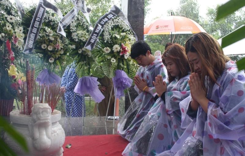 Tưởng niệm 50 năm vụ thảm sát Bình Hòa - ảnh 1