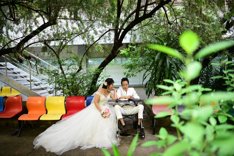Bộ ảnh cưới đẹp lung linh của anh Thành - chị Nga - ảnh 17