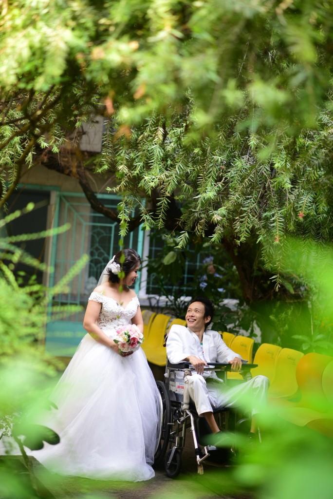 Bộ ảnh cưới đẹp lung linh của anh Thành - chị Nga - ảnh 15