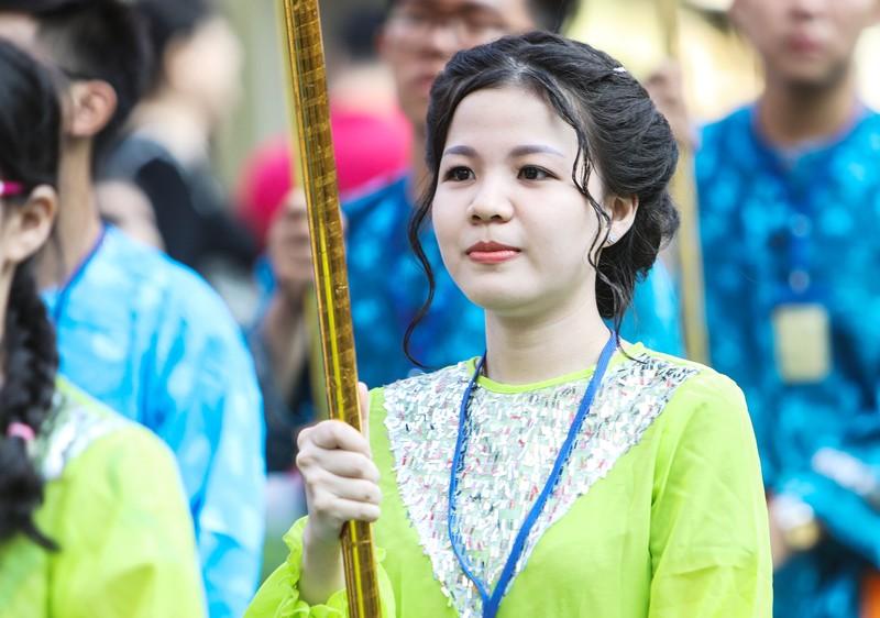 Những 'tiên nữ' xuất hiện trong lễ hội Tết nguyên tiêu  - ảnh 4