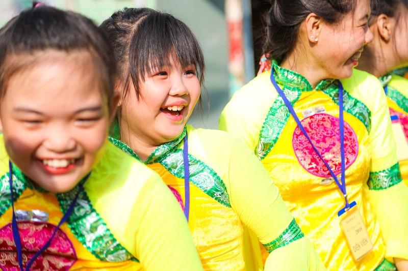 Những 'tiên nữ' xuất hiện trong lễ hội Tết nguyên tiêu  - ảnh 8