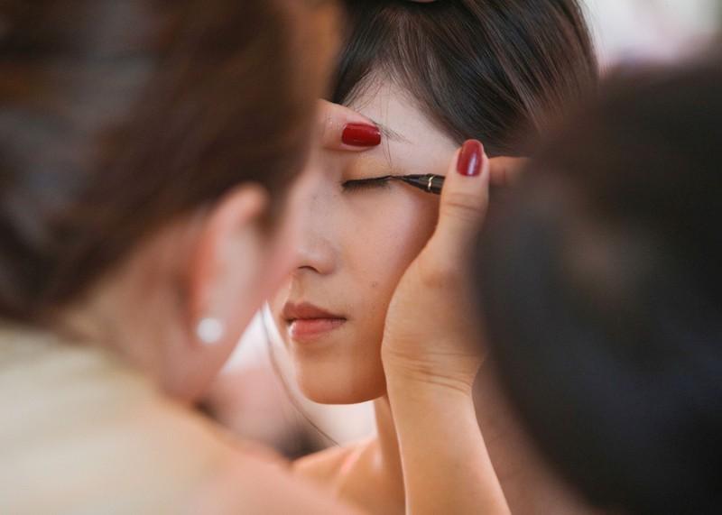 Những 'tiên nữ' xuất hiện trong lễ hội Tết nguyên tiêu  - ảnh 9