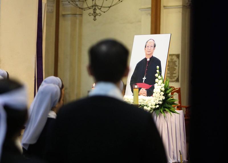 Trực tiếp lễ rước Đức Tổng Giám mục Phaolô Bùi Văn Đọc - ảnh 19