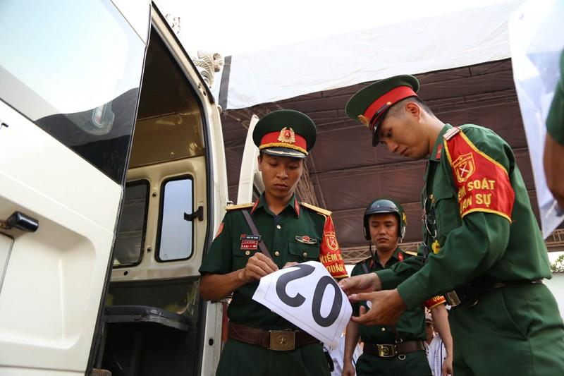 Sắp di quan linh cữu nguyên Thủ tướng Phan Văn Khải - ảnh 8