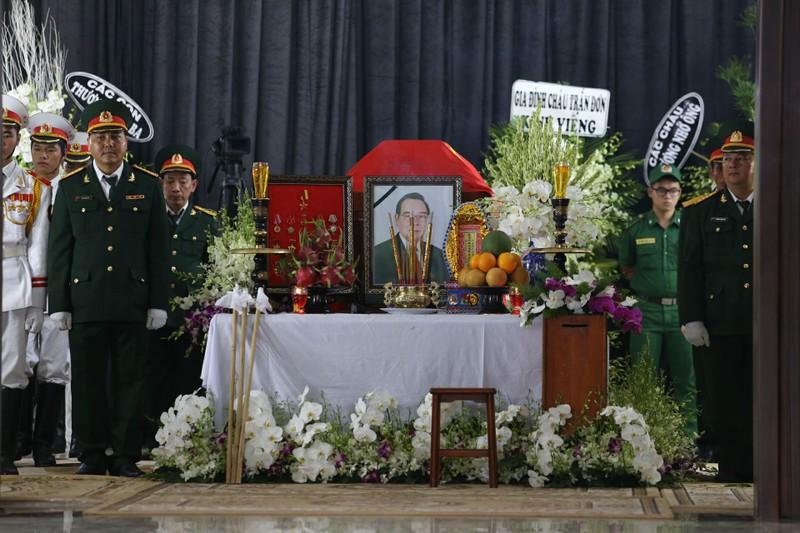 Sắp di quan linh cữu nguyên Thủ tướng Phan Văn Khải - ảnh 1