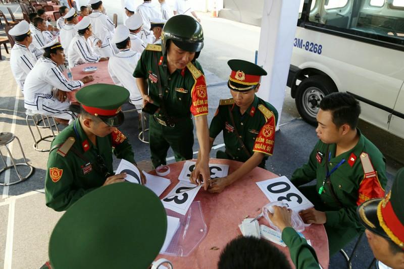 Sắp di quan linh cữu nguyên Thủ tướng Phan Văn Khải - ảnh 7