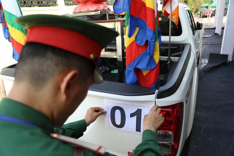 Sắp di quan linh cữu nguyên Thủ tướng Phan Văn Khải - ảnh 11