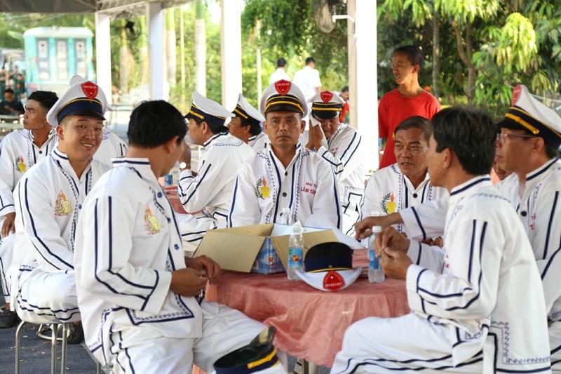 Sắp di quan linh cữu nguyên Thủ tướng Phan Văn Khải - ảnh 13