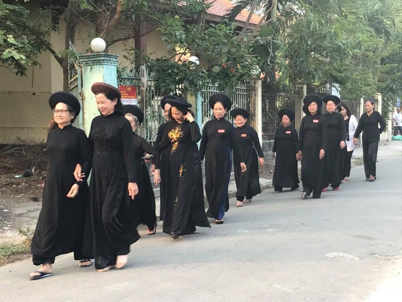 Sắp di quan linh cữu nguyên Thủ tướng Phan Văn Khải - ảnh 3