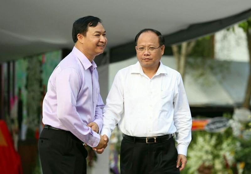 Sắp di quan linh cữu nguyên Thủ tướng Phan Văn Khải - ảnh 5