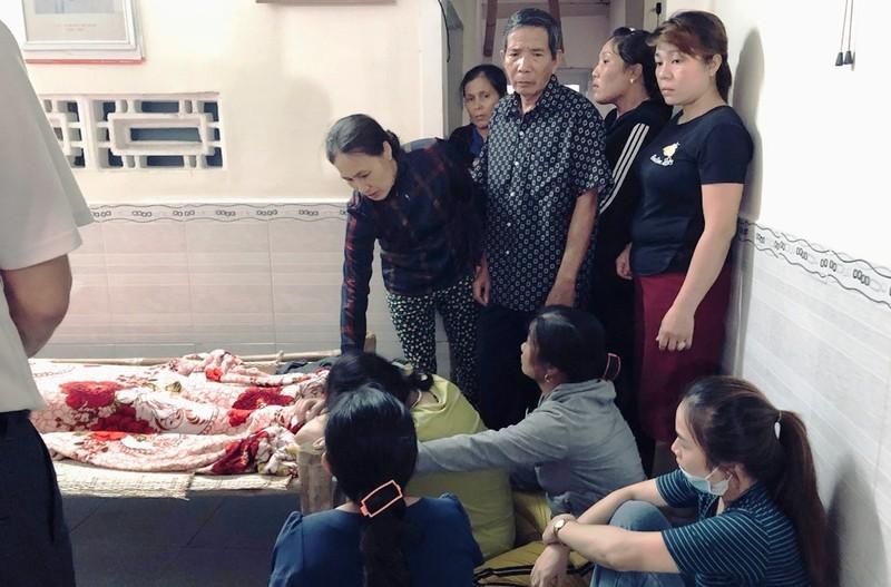 Thai phụ tử vong sau mổ, người nhà vây bệnh viện - ảnh 2