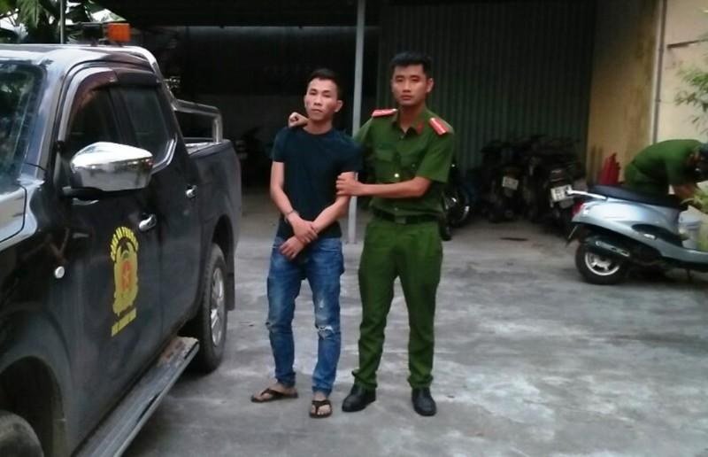 1 thanh niên chuyên trộm laptop của sinh viên ở Đà Nẵng - ảnh 1