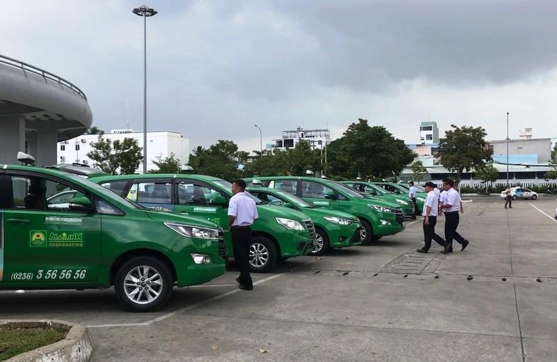 Vụ taxi ngưng việc ở Đà Nẵng: Tài xế bức xúc Grab 'chui' - ảnh 1