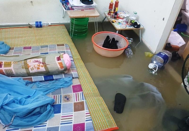 Đà Nẵng: mưa lớn kéo dài khiến hầm chui, chung cư ngập nặng - ảnh 7