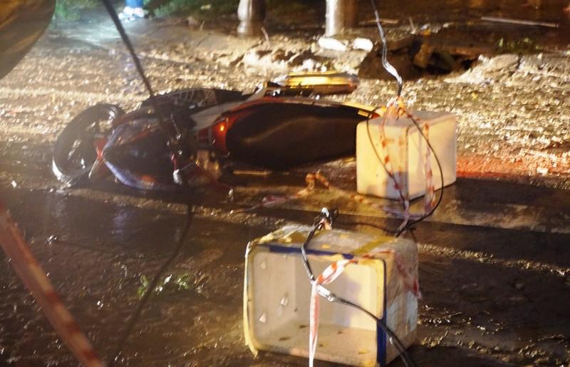 Thông tin mới vụ dây điện rơi giật chết người ở Đà Nẵng - ảnh 2