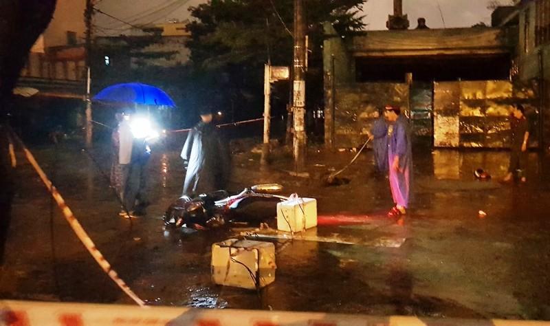 Thông tin mới vụ dây điện rơi giật chết người ở Đà Nẵng - ảnh 1