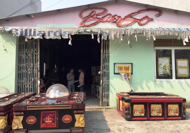 Tạm giữ hàng chục máy cá cược, bắn cá ở Đà Nẵng - ảnh 1