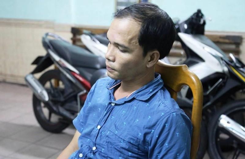 Người đàn ông liên tục bị bắt vì trộm trong bệnh viện - ảnh 1