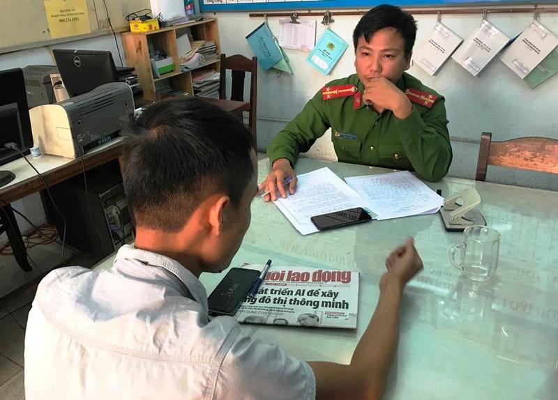 Đà Nẵng yêu cầu công an vào cuộc vụ phóng viên bị hành hung - ảnh 2
