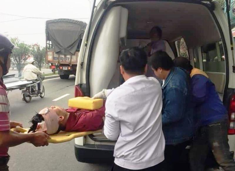 Phê thuốc lắc, lái ô tô tông chết người đang nghe điện thoại - ảnh 2