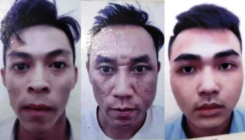 Bắt nhóm đòi tiền bảo kê quán của người Hàn Quốc ở Đà Nẵng - ảnh 1