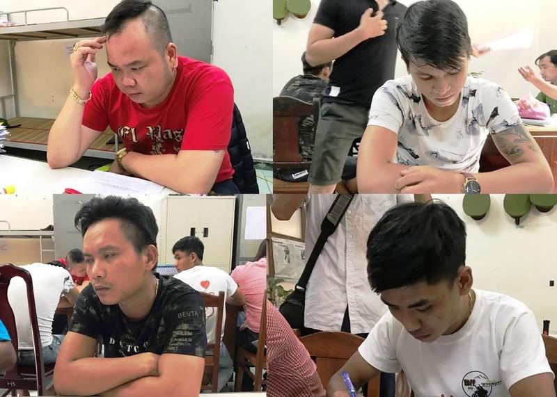 Bắt 4 người tàng trữ ma túy trong vũ trường ở Đà Nẵng - ảnh 2