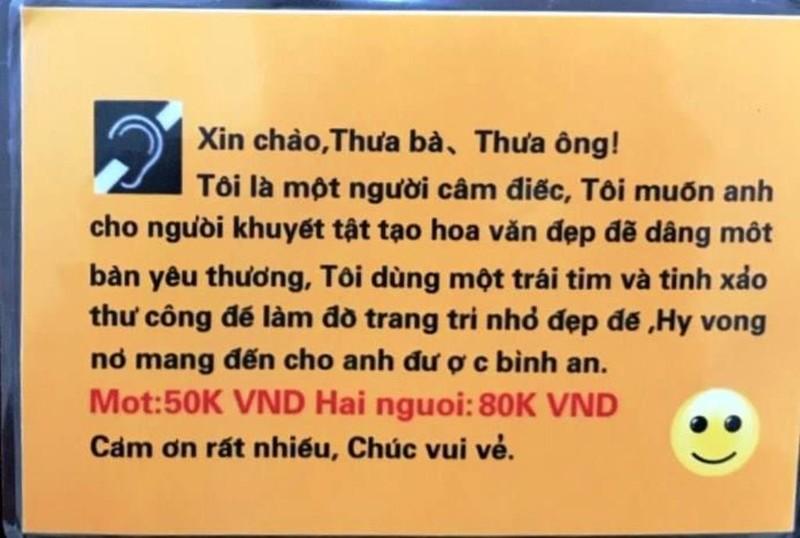 1 nam thanh niên Trung Quốc đến Đà Nẵng ăn xin - ảnh 2