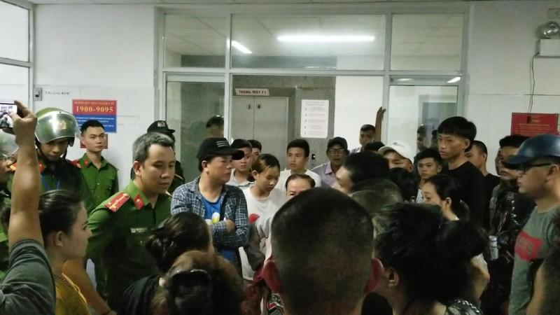 Công an Đà Nẵng thông tin vụ người bị giam phải nhập viện - ảnh 1