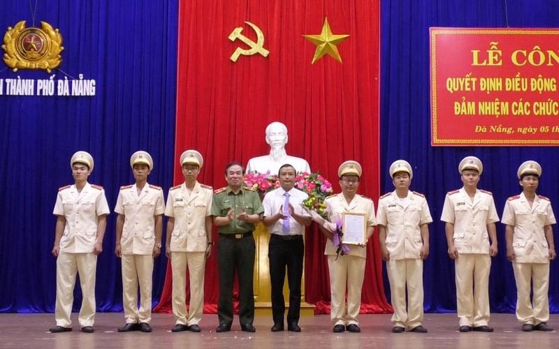 Đà Nẵng: Công an chính quy đảm nhận các chức danh ở xã - ảnh 1