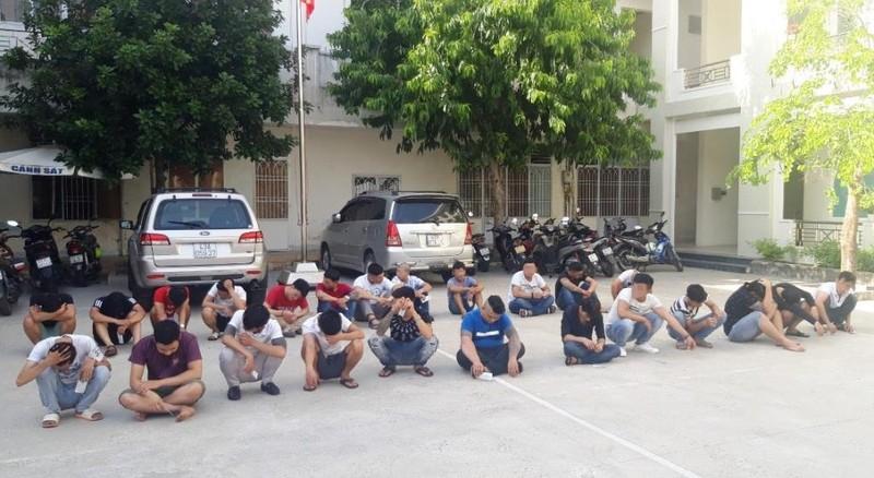 Hàng chục người dính ma túy trong quán karaoke ở Đà Nẵng - ảnh 1