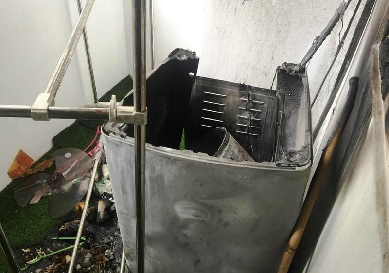 Cháy chung cư Mường Thanh ở Đà Nẵng, dân hoảng loạn - ảnh 2