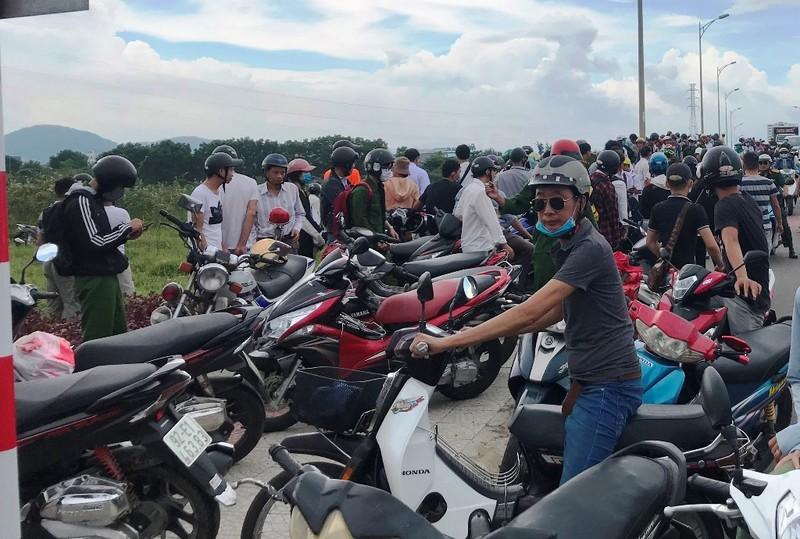 Đà Nẵng: Nam thanh niên tử vong dưới gầm cầu Hòa Xuân - ảnh 2