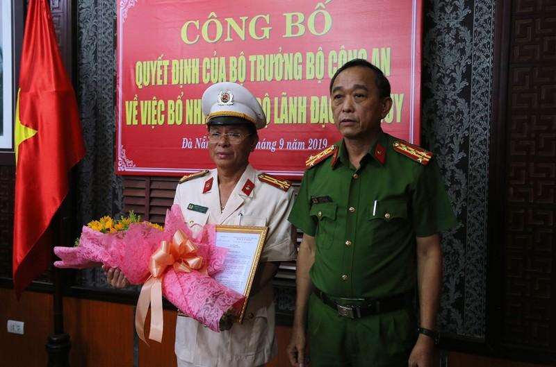 Công an Đà Nẵng có tân chánh Văn phòng Cơ quan CSĐT - ảnh 1
