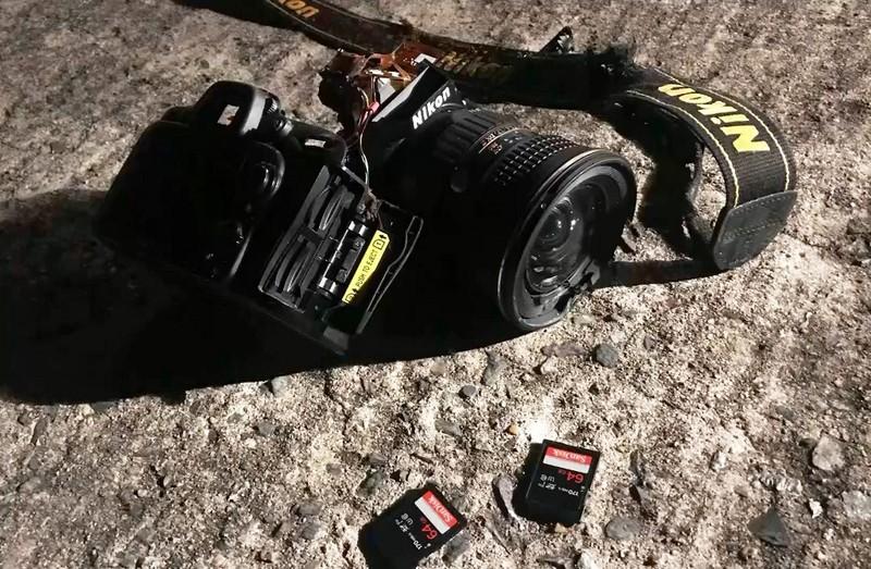 Thêm tai nạn chết người khi chạy xe tay ga lên Sơn Trà - ảnh 2