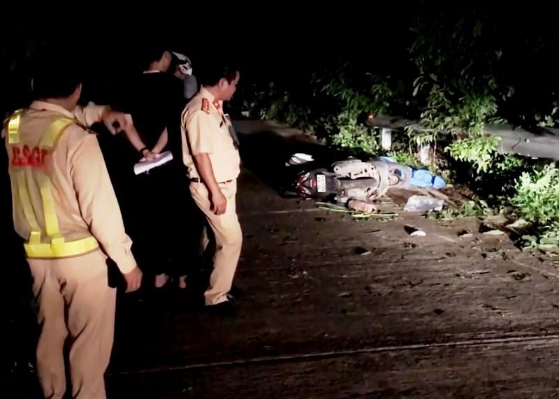 Thêm tai nạn chết người khi chạy xe tay ga lên Sơn Trà - ảnh 1