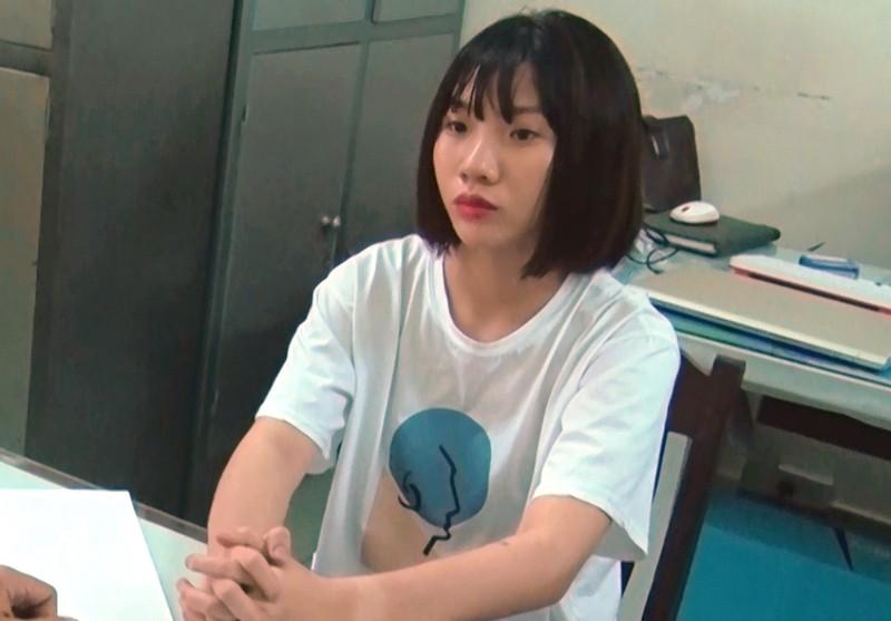 Thiếu nữ trốn truy nã vẫn trộm hàng loạt vụ ở Đà Nẵng - ảnh 1