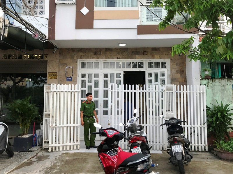 Nhóm người Trung Quốc nhập cảnh trái phép ở Đà Nẵng - ảnh 1