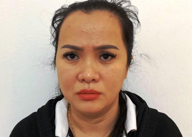 Đà Nẵng: 1 phụ nữ lừa tiệm vàng bằng dây chuyền giả - ảnh 1