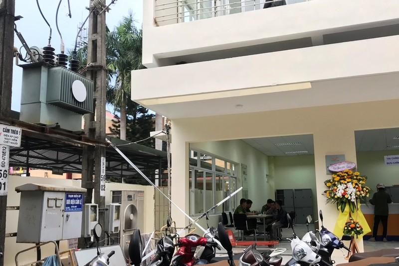 Nam công nhân bị điện giật tại công trình bưu điện ở Đà Nẵng - ảnh 2