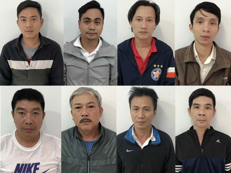 Đà Nẵng: Bắt nhóm tổ chức cá độ bóng đá 20 tỉ đồng - ảnh 2