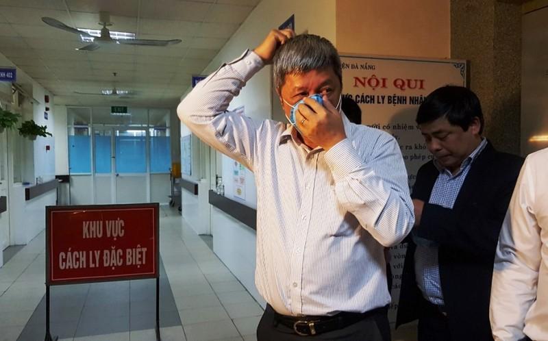 Đà Nẵng muốn được điều trị người nhiễm virus Corona  - ảnh 2