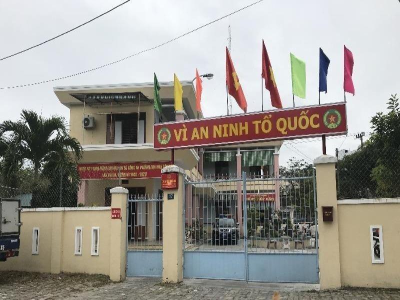 Đà Nẵng: 12 công an phường phải vào bệnh viện cách ly  - ảnh 1