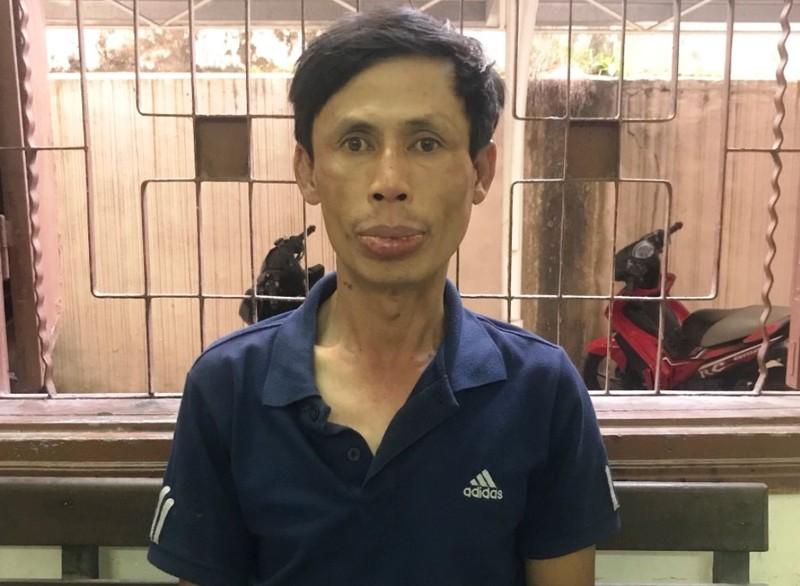 Vừa ra tù đã gây 6 vụ cướp giật nhắm vào phụ nữ ở Đà Nẵng - ảnh 1