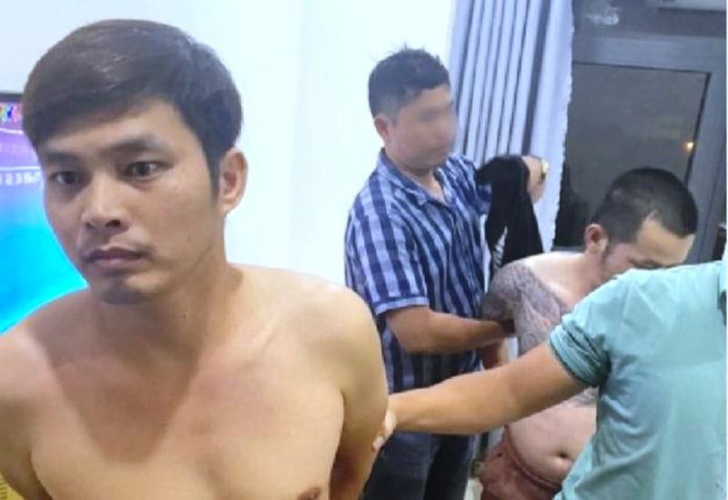 Tạm giữ 2 người vụ đập phá biệt thự 1 chủ tịch HĐQT ở Đà Nẵng - ảnh 1