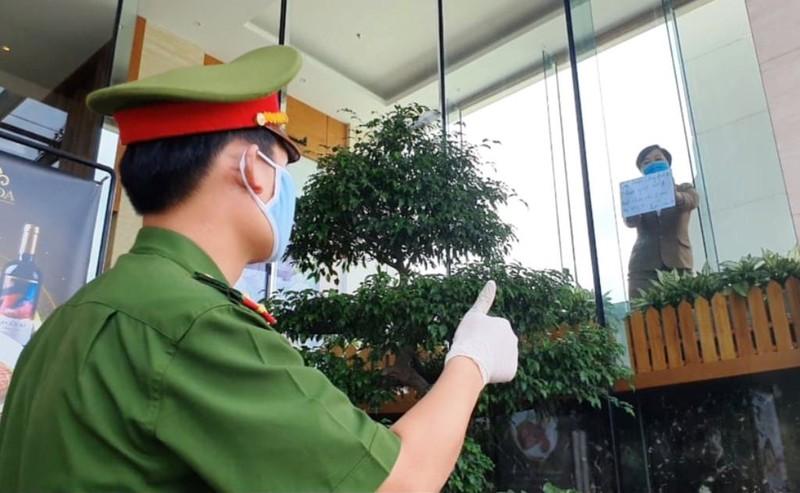 Tướng Viên gửi thư cán bộ, chiến sĩ chống COVID-19 ở Đà Nẵng - ảnh 3