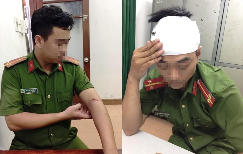 Bắt khẩn cấp người chém 2 công an ở Đà Nẵng - ảnh 2