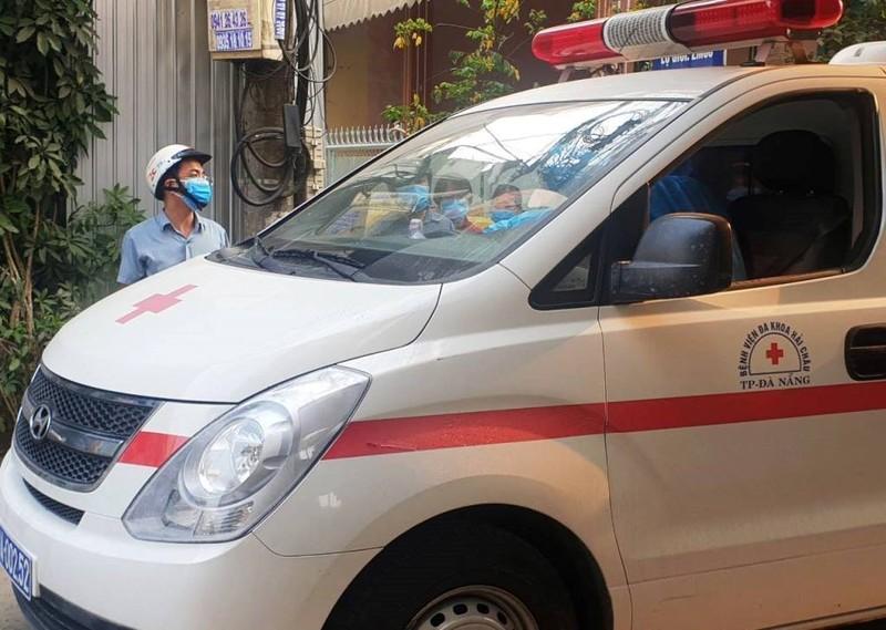 Chồng và người thân của bệnh nhân 35 trốn khu cách ly về nhà - ảnh 2