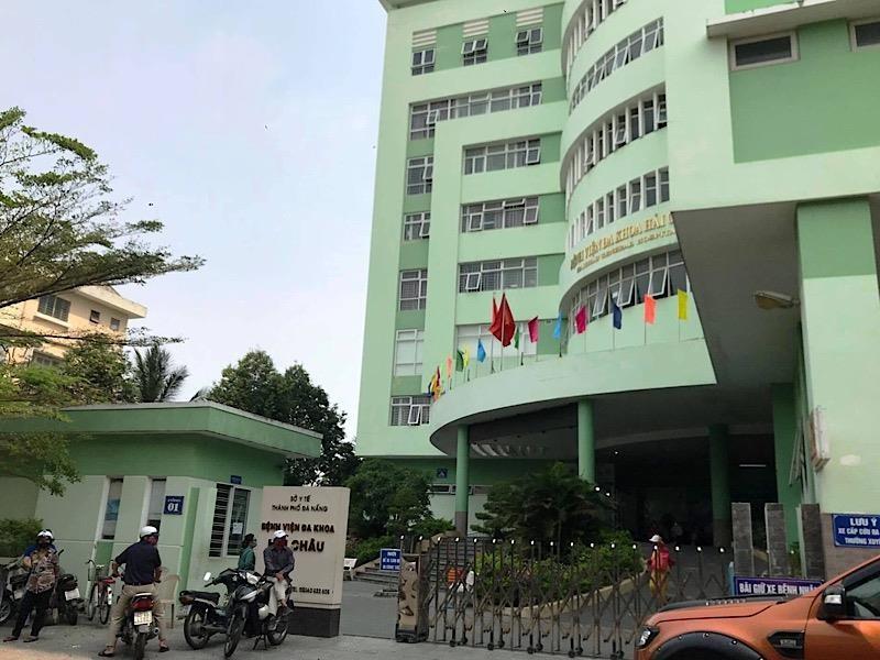 5 người đang cách ly cạy cửa bệnh viện trốn về nhà - ảnh 2