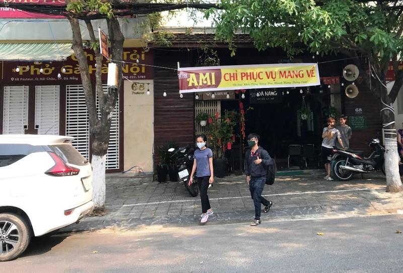 Đà Nẵng: Ra quân nhắc hàng quán đóng cửa chống dịch COVID-19 - ảnh 4